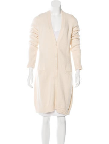 Loro Piana Long Cashmere Cardigan None