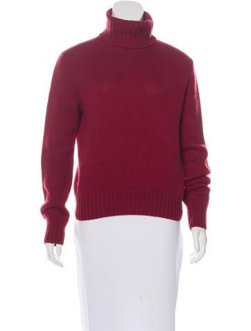 Loro Piana Turtleneck Cashmere Sweater None