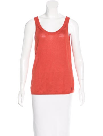 Loro Piana Linen Sleeveless Top w/ Tags None