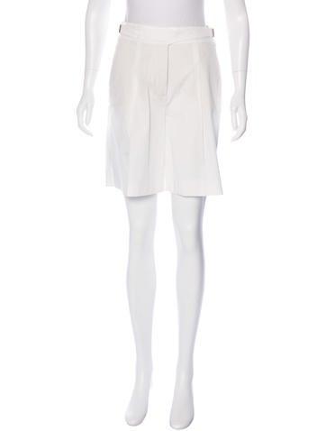 Loro Piana Knee-Length Belted Shorts