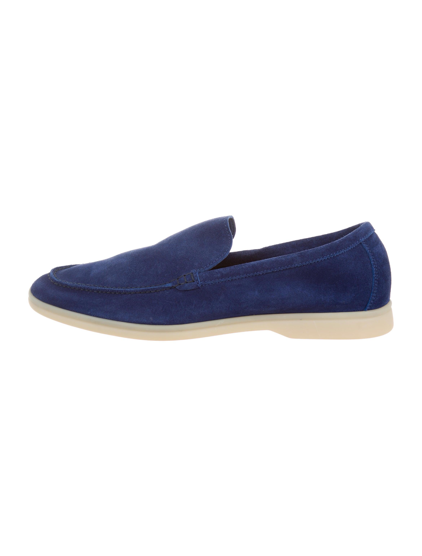 Loro Piana Summer Walk Shoes