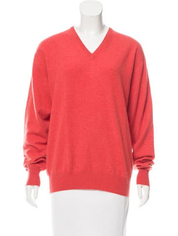 Loro Piana Knit Cashmere Sweater None