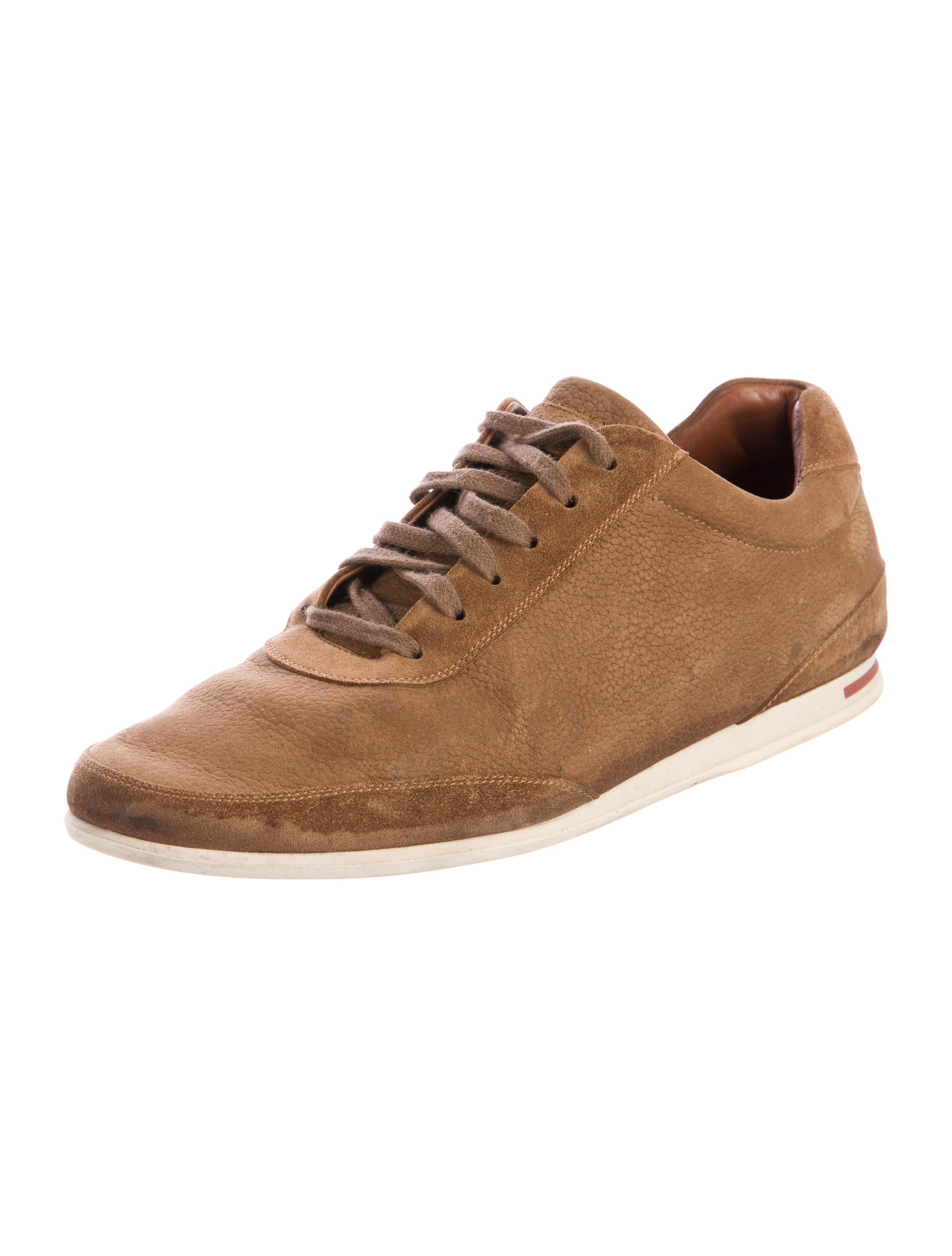 loro piana suede low top sneakers shoes lor36458 the