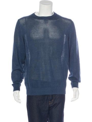 Loro Piana Crew Neck Sweater None