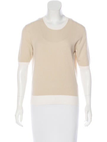 Loro Piana Cashmere Knit Top None