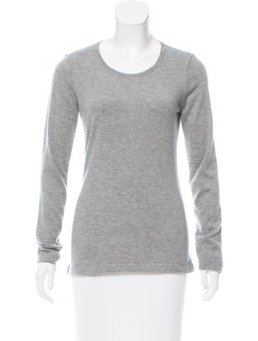 Loro Piana Cashmere Crew Neck Top None
