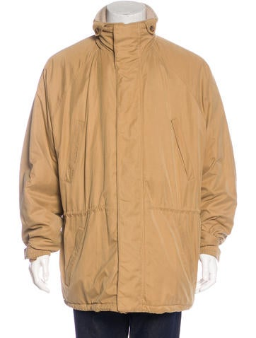 Loro Piana Icer Storm System Coat None
