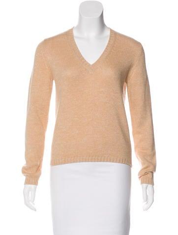 Loro Piana Cashmere & Silk Sweater None