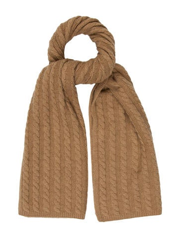 Loro Piana Knit Cashmere Stole None