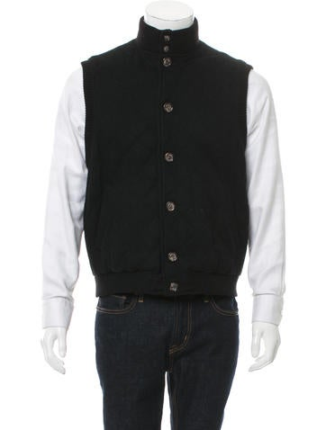 Loro Piana Quilted Cashmere Vest None