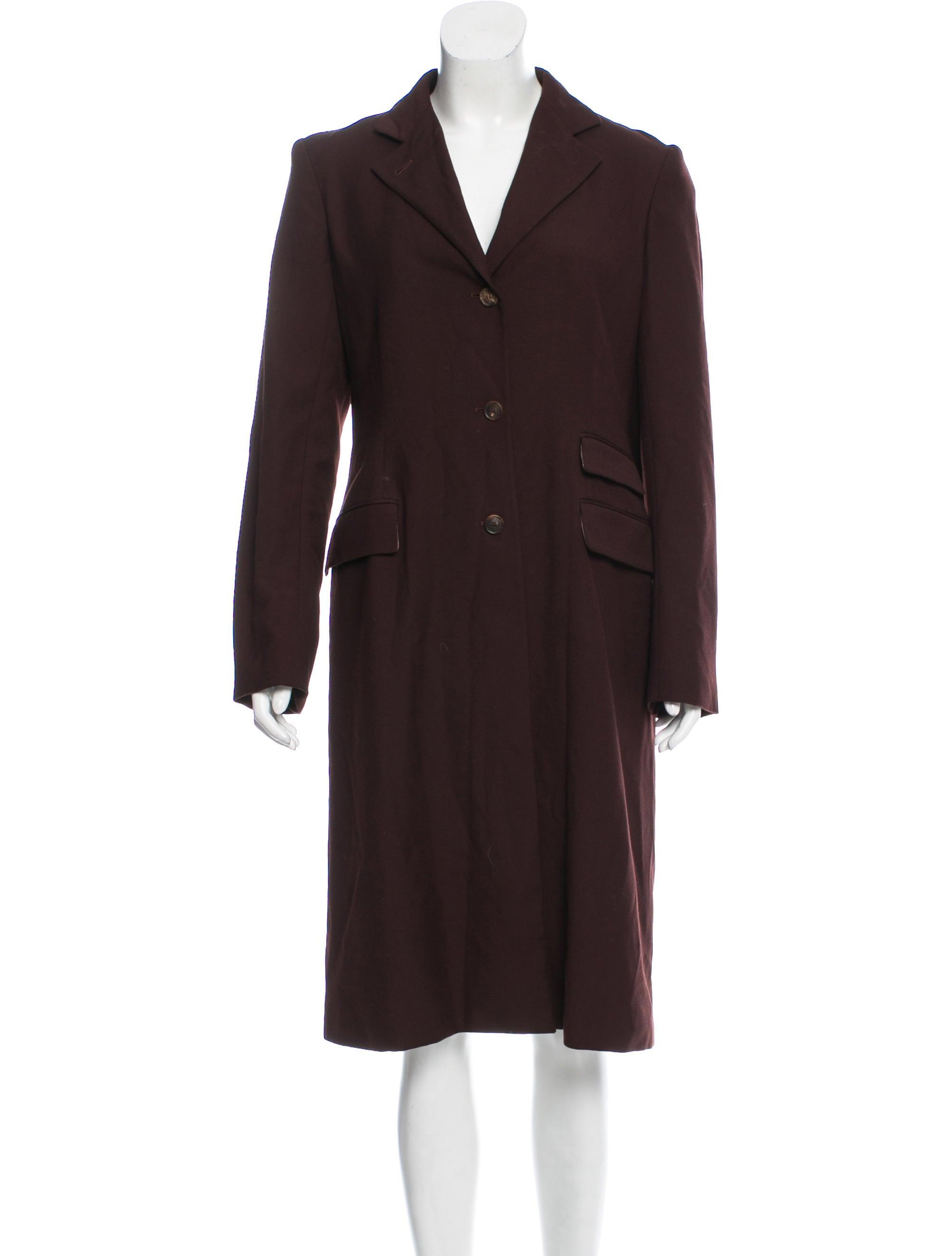 Loro Piana Lightweight Wool Coat - Clothing - LOR37894 | The RealReal