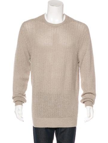 Loro Piana Baby Cashmere & Silk Sweater None