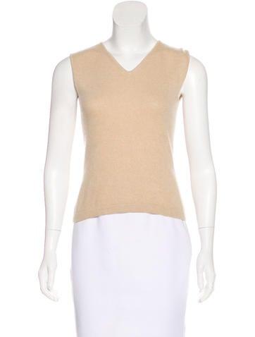 Loro Piana Cashmere Sweater Vest None