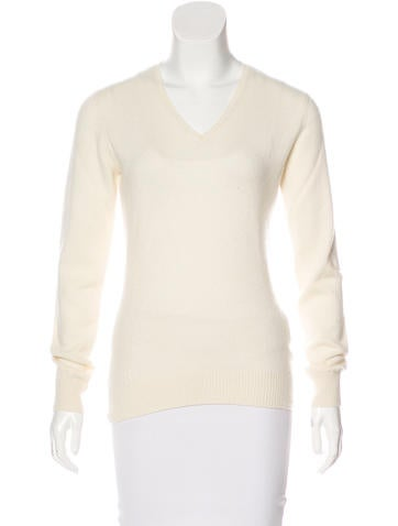 Loro Piana Cashmere Knit Sweater None