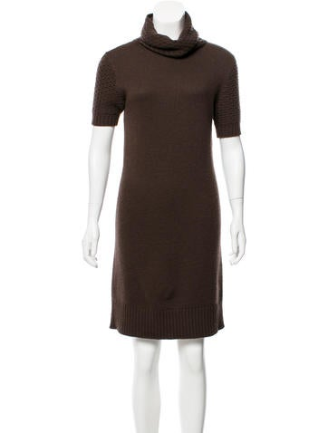 Loro Piana Cashmere Mini Dress None
