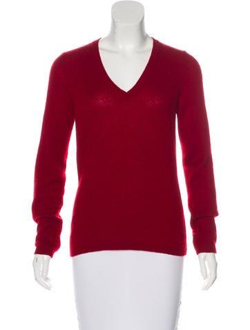 Loro Piana Long Sleeve Cashmere Sweater None