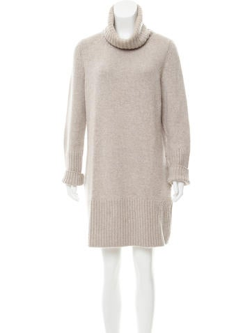 Loro Piana Cashmere Sweater Dress None