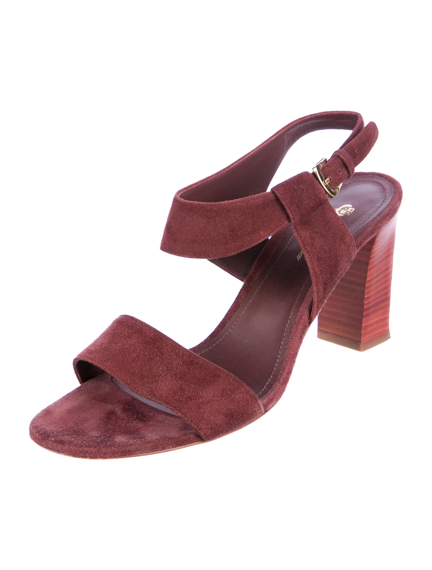 2014 new sale online Loro Piana Suede Ankle Strap Sandals sale hot sale visa payment cheap price FyqiVUIZA3