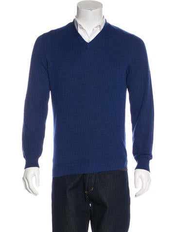 Loro Piana Baby Cashmere & Cashmere Sweater None