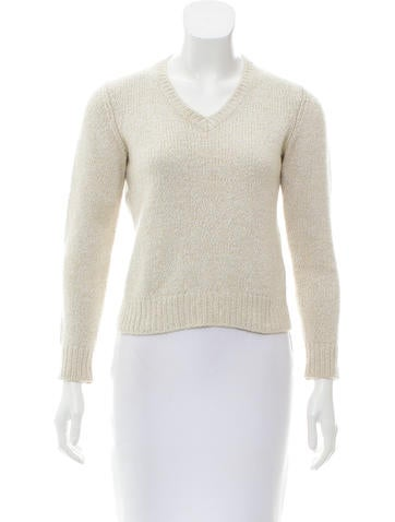 Loro Piana Cashmere Knit Sweater None