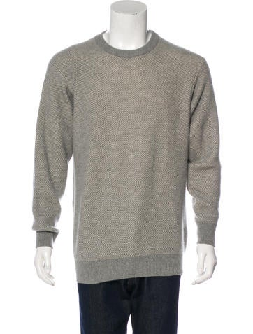 Loro Piana Cashmere Crew Neck Sweater None