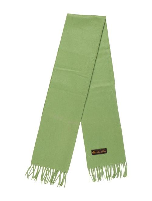 40452f0c8cb23 Loro Piana Cashmere Fringe Scarf - Accessories - LOR48560 | The RealReal