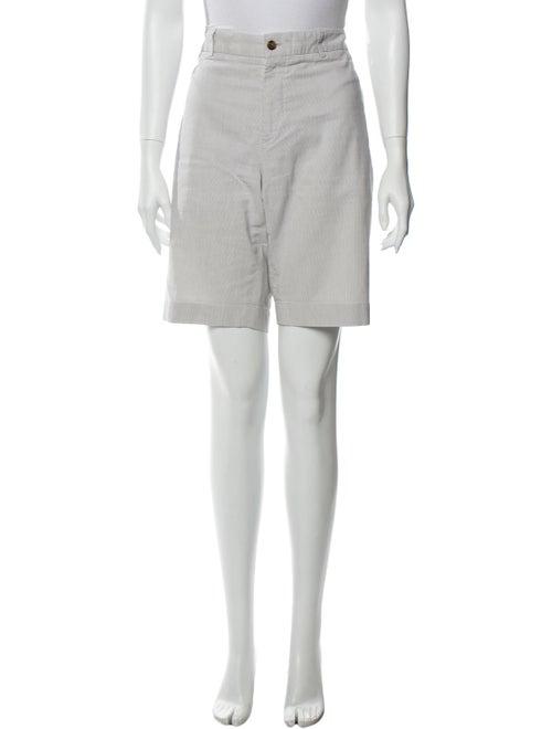 Loro Piana Knee-Length Shorts Grey