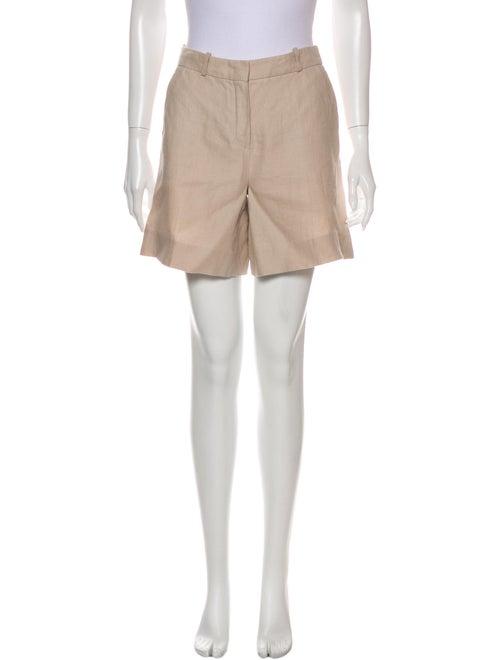 Loro Piana Linen Mini Shorts