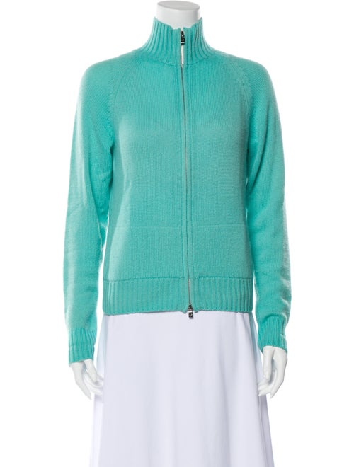 Loro Piana Vintage Cashmere Sweater Blue