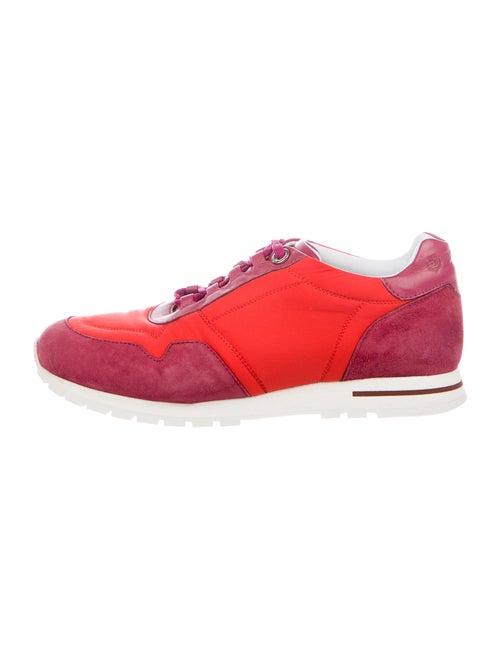 Loro Piana Sneakers Red