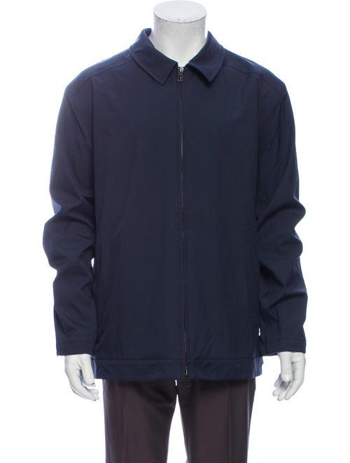 Loro Piana Jacket Blue