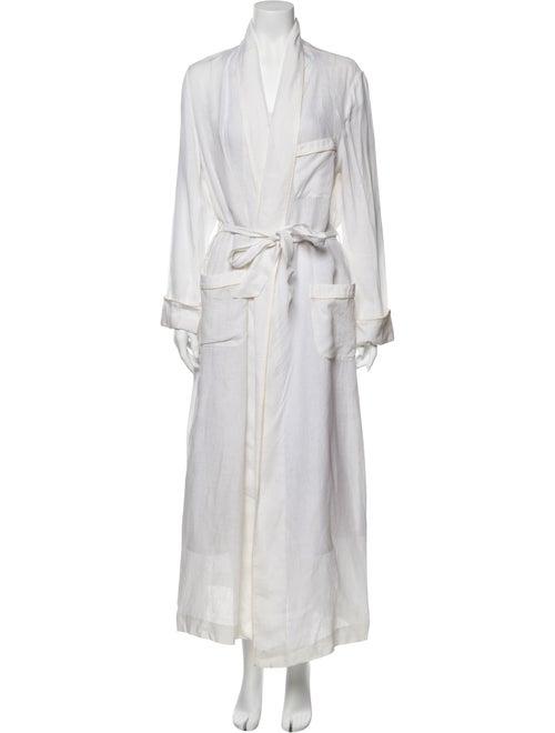 Loro Piana Linen Robe