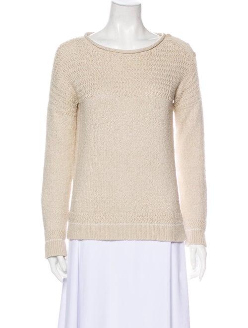 Loro Piana Scoop Neck Sweater
