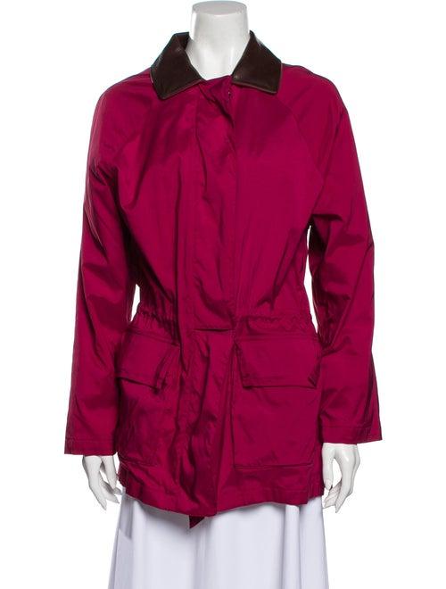 Loro Piana Trench Coat Pink