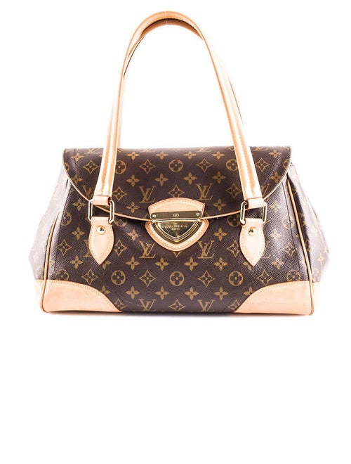 fb579d32fef3 Louis Vuitton Beverly GM Bag - Handbags - LOU03025