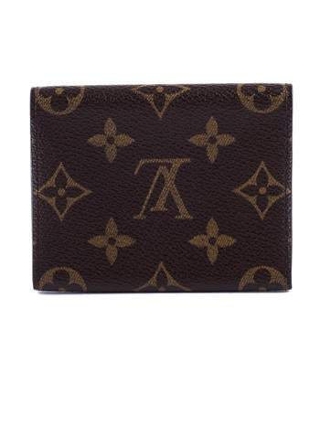 Monogram Card Case