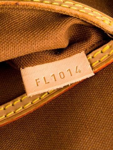 Monogram Alma Bag