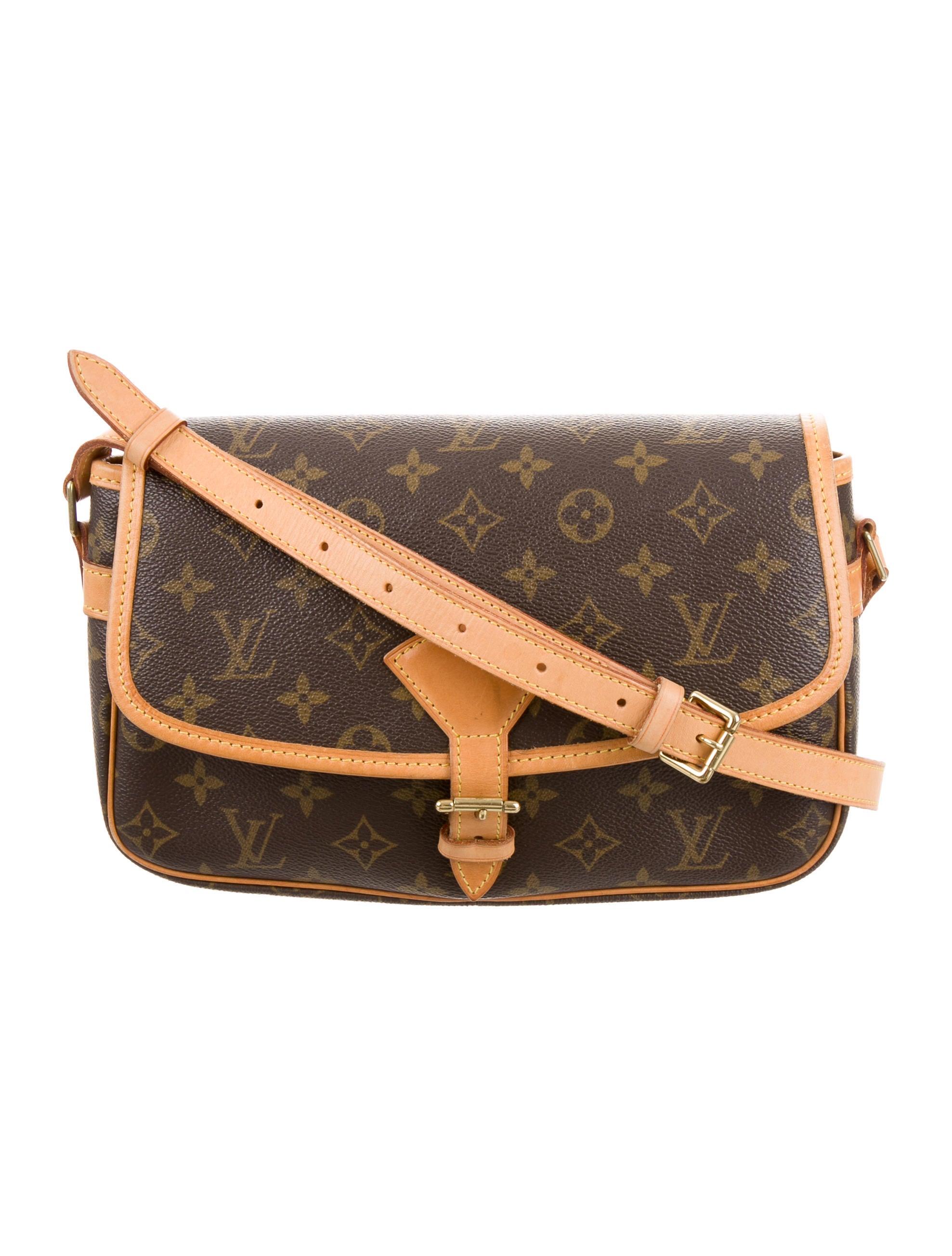 b85628b71daa1 Louis Vuitton Monogram Sologne Crossbody - Handbags - LOU100494 ...