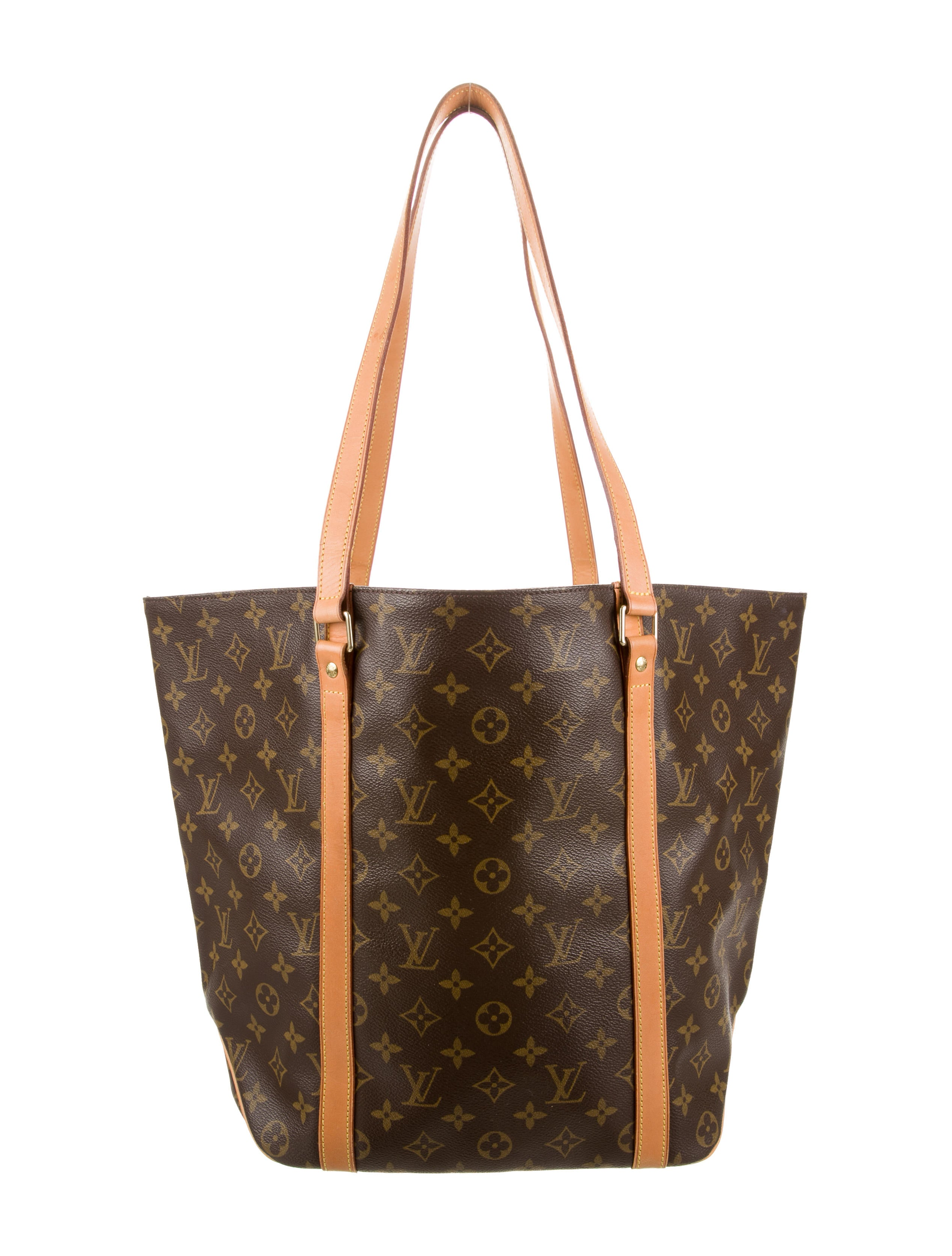 louis vuitton monogram sac shopping pm handbags. Black Bedroom Furniture Sets. Home Design Ideas