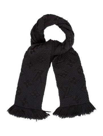Louis Vuitton Wool Logomania Scarf None