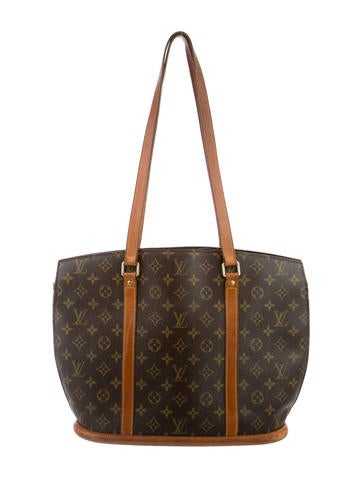 Louis Vuitton Monogram Babylone Tote None