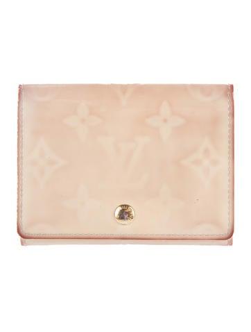 Louis Vuitton Vernis Cardholder None