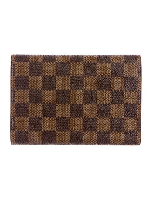 06145f73e377c Louis Vuitton Damier Ebene Porte-Trésor Étui Papier - Accessories ...