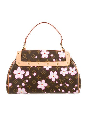 Cherry Blossom Sac Retro
