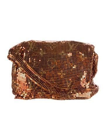 Monogram Frances Crossbody Bag