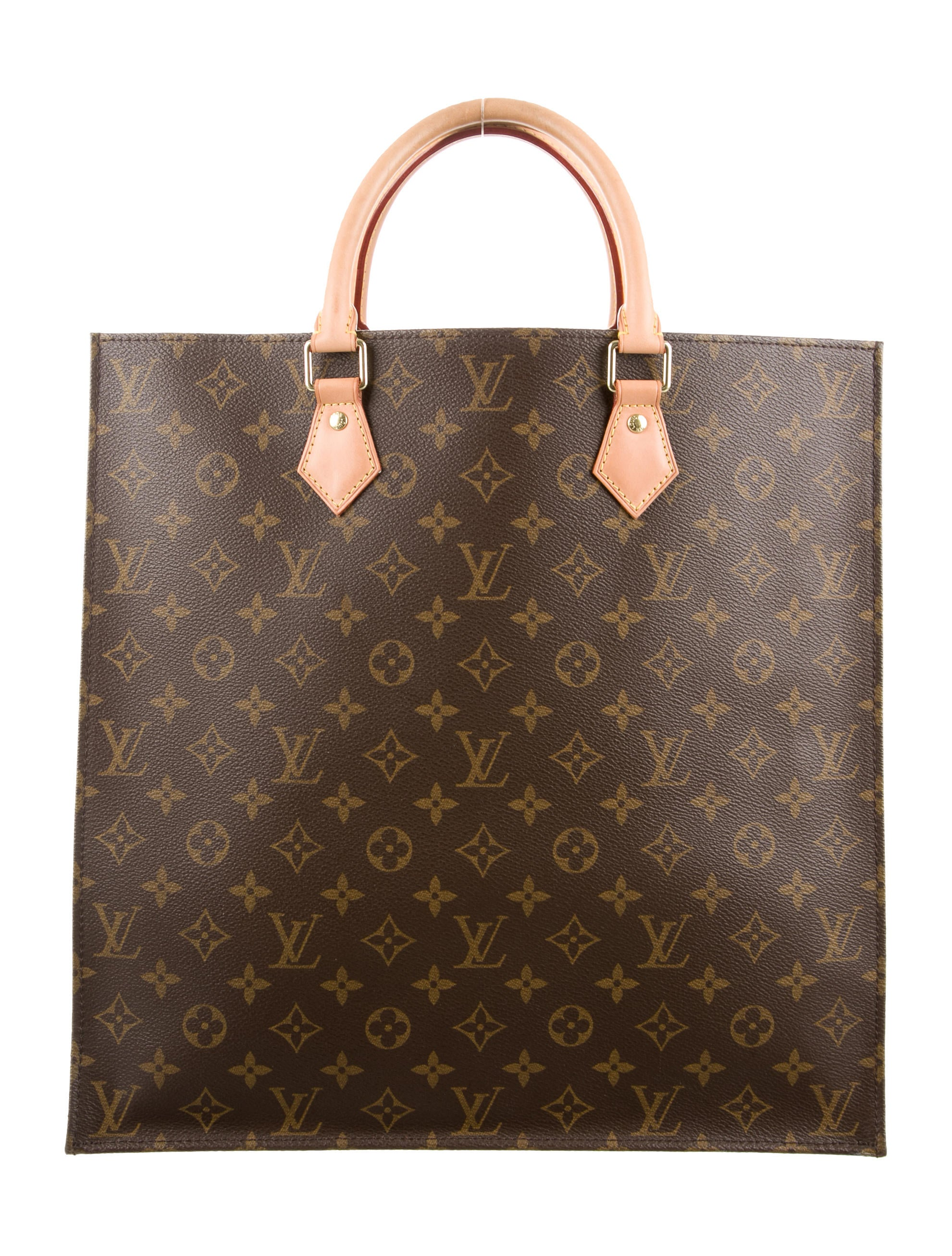Louis vuitton monogram sac plat nm handbags lou104158 for Louis vuitton monogram miroir sac plat