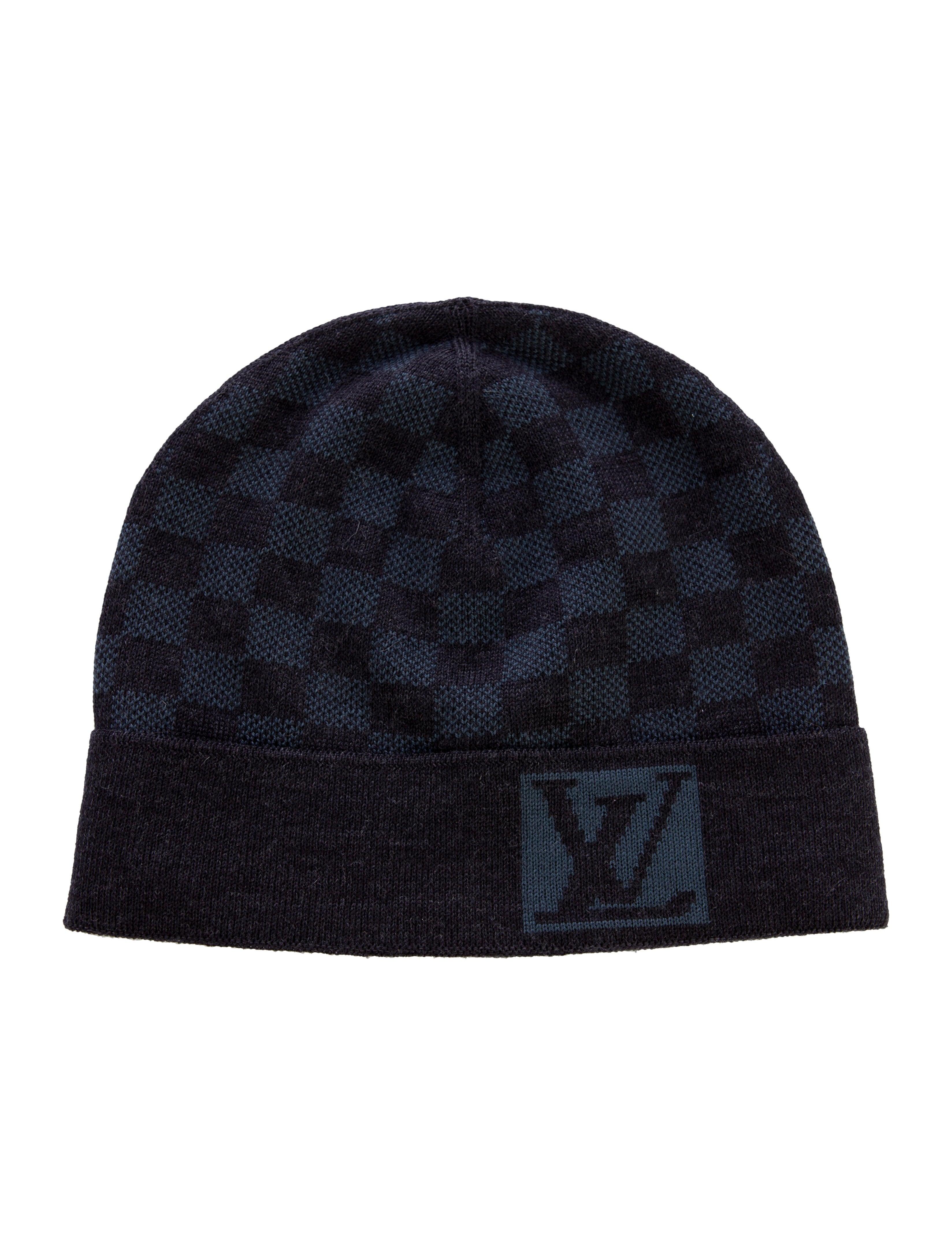 Louis Vuitton Petit Damier Hat - Accessories - LOU104272  b86cf19f6df