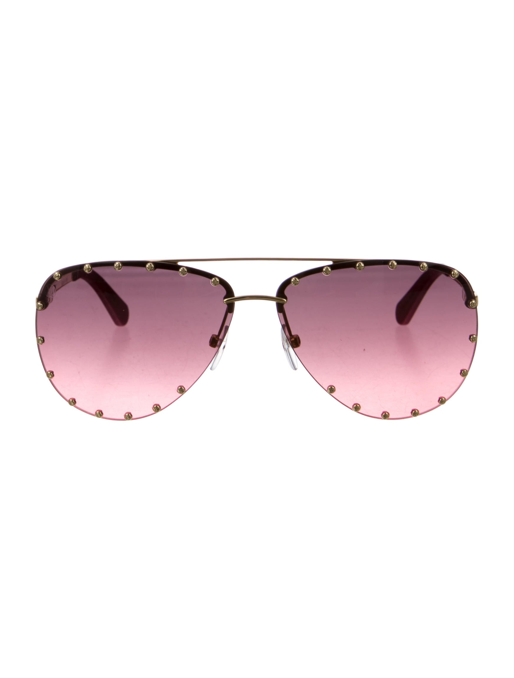 5154a69ed0be Louis Vuitton 2017 The Party Aviator Sunglasses - Accessories ...