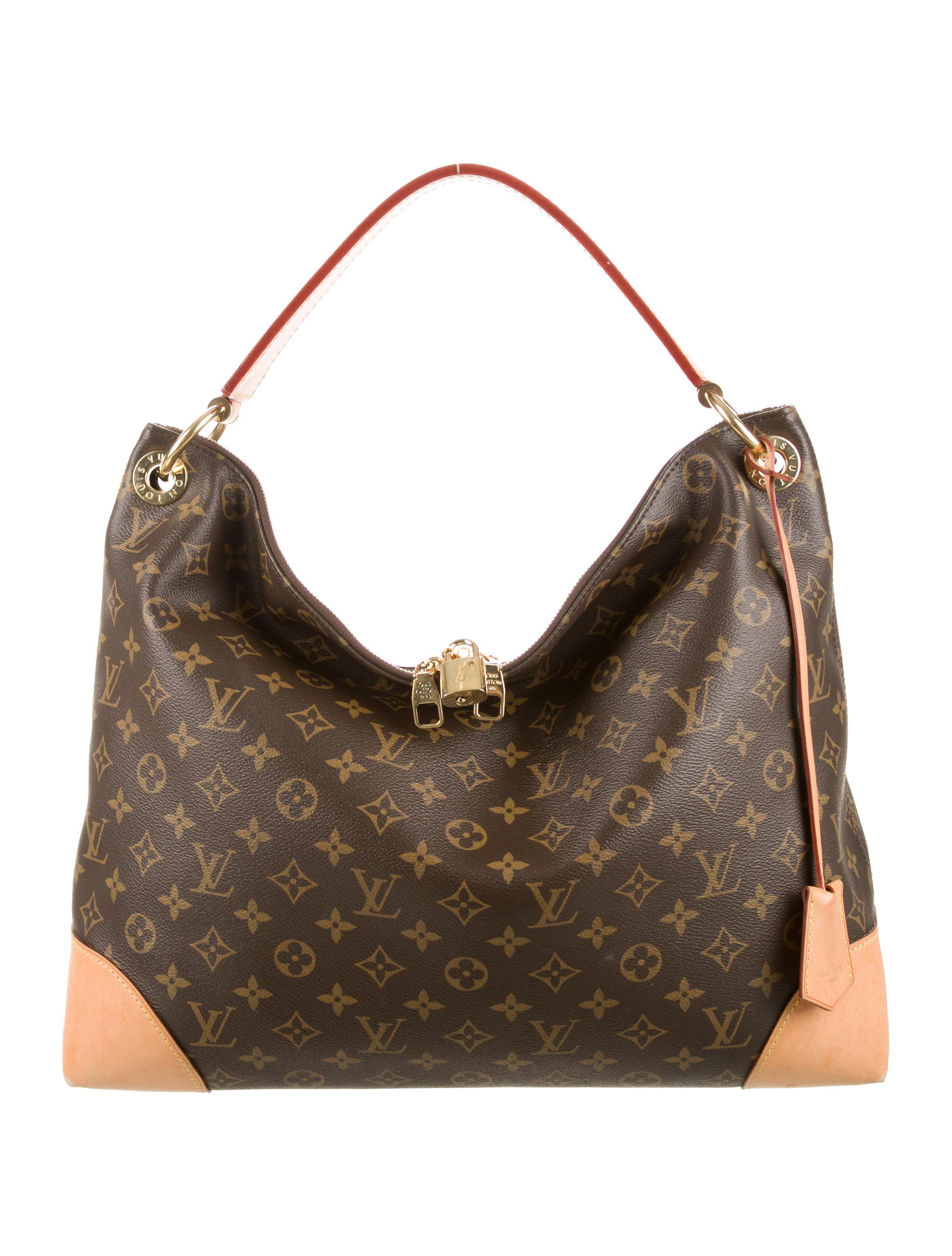Louis Vuitton 2016 Monogram Berri MM - Handbags - LOU104711   The ... e906111eb02