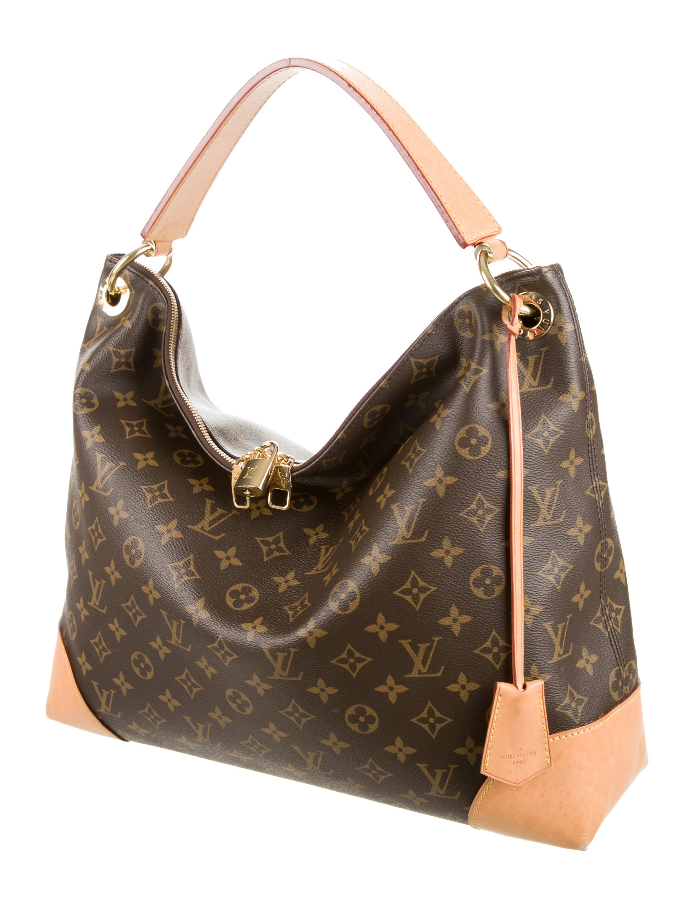 Louis Vuitton 2016 Monogram Berri MM Handbags  : LOU1047113enlarged from www.therealreal.com size 2332 x 3076 jpeg 546kB